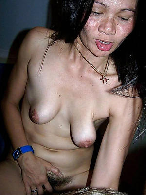 hotties naked mature filipina