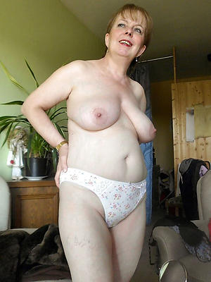 naught mature wet panty