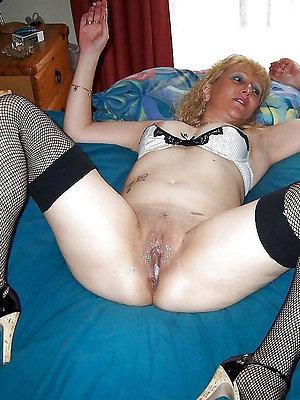 crazy mature creampie porn pics