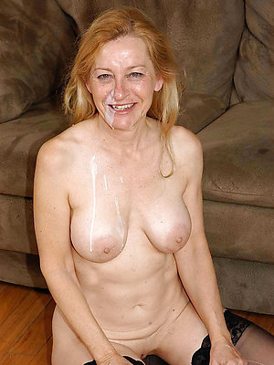 hotties busty mature cumshots