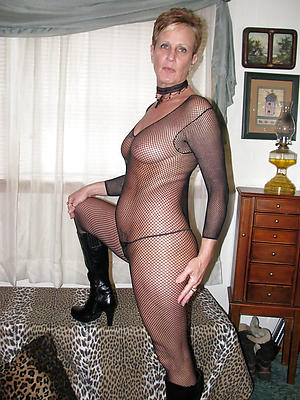 gorgeous mature women in nylons