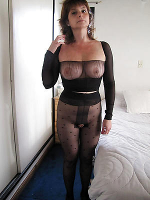 slutty mature women in nylons