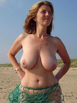 mature naked beach