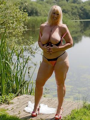 xxx single mature women homemade porn pics