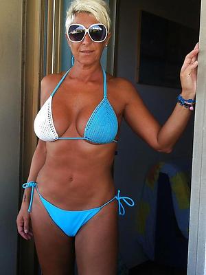 Bohemian pics of mature bikini babes