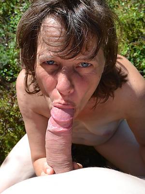 gorgeous mature women blowjobs homemade porn