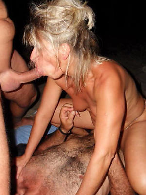 crazy mature women in threesome