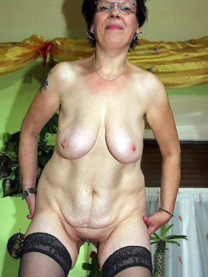 beautiful grandma is naked porn photos