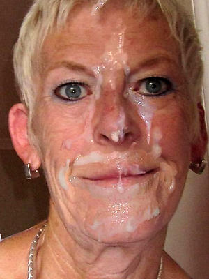naught mature homemade cum facials