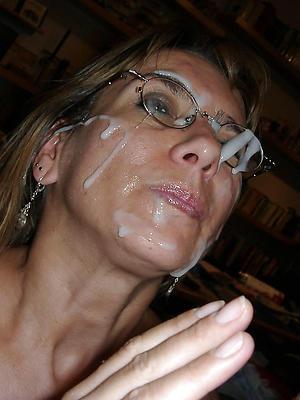 crazy adult homemade wife facial