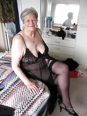 gorgeous old lady pussy pics