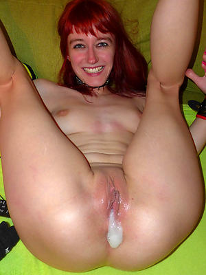 porn pics of mature hairy creampie