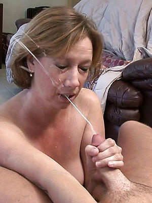 horrific mature wife facial porn images