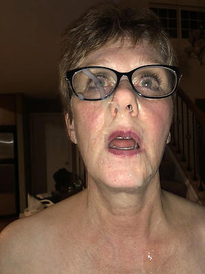 homemade amateur mature facial