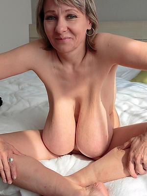 slutty mature saggy teat porn