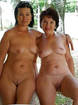 beauties mature soul outdoors