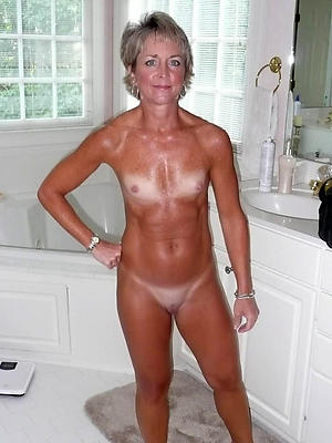 mature women close by small tits