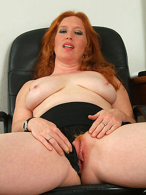 wonderful mature redhead pussy homemade porn