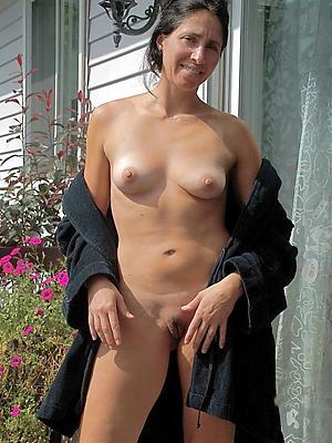 wonderful mature nude small tits