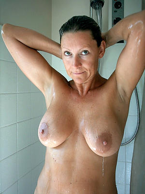 superb naked milfs in the shower photograph