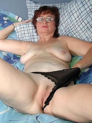 gorgeous mature panty pussy porn destine a chop up