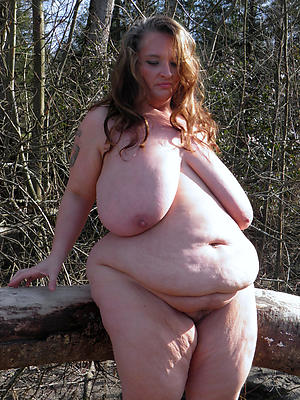 wonderful mature nude bbw photo