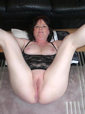 slutty shaved pussy mature
