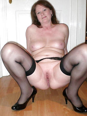 mature women over 50 posing nude