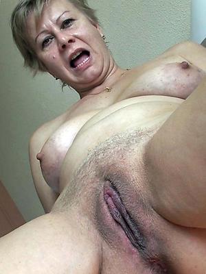 slutty mature pussy over 50 homemade porn