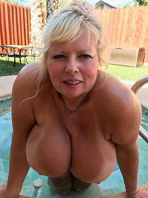 gorgeous mature obese natural bosom