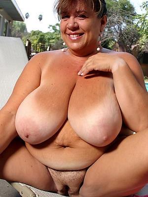 Older big tits Big ass