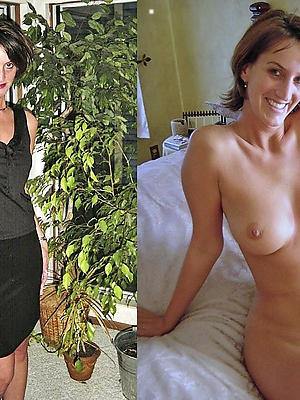beautiful dressed together with undressed women porn pics