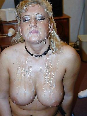 X mature women cumshots pics