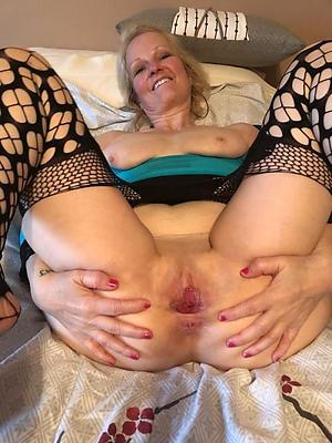 50 year old women posing unfurnished