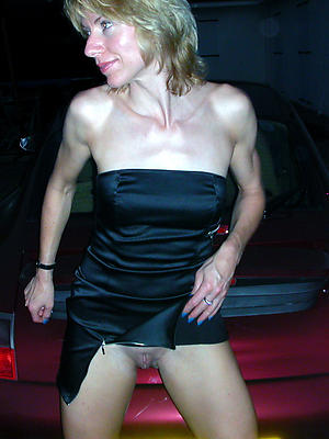 mature mom upskirt posing nude