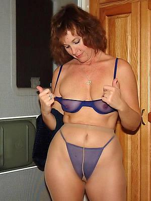 beauties mature become man pantyhose