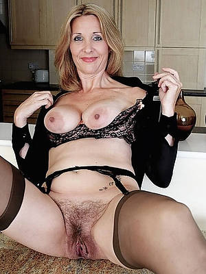 incomparable unshaved grown-up women naked pics
