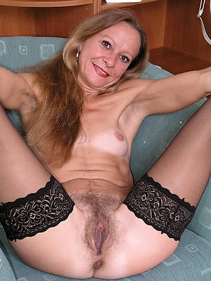 xxx naked unshaved mature women