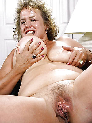 Bohemian pics be proper of undisguised unshaved mature women