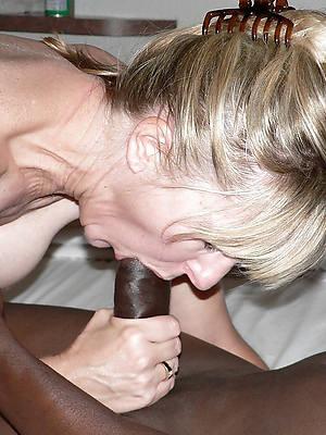 wonderful mature interracial porn