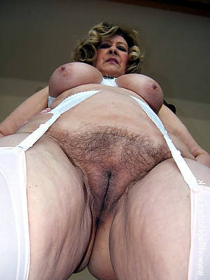 crazy sexy old mature column