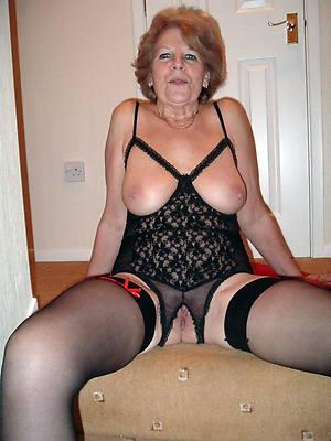 60 plus mature posing nude