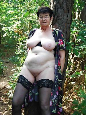 grown-up ladies in stockings stripped