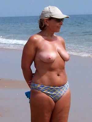 mature nudist beach
