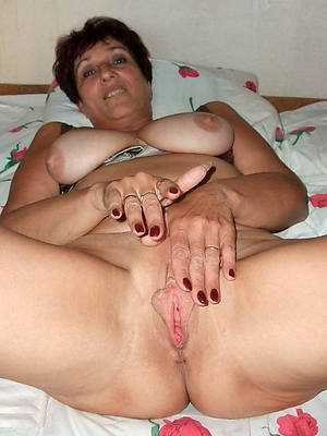 horny mature woman stripped