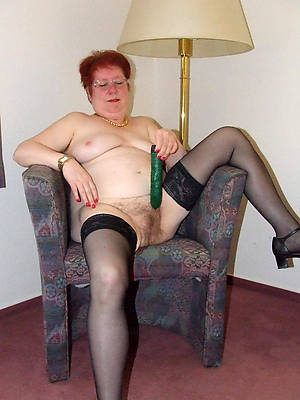 gorgeous nude redhead matures
