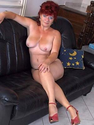 hotties mature redhead pussy nude photo