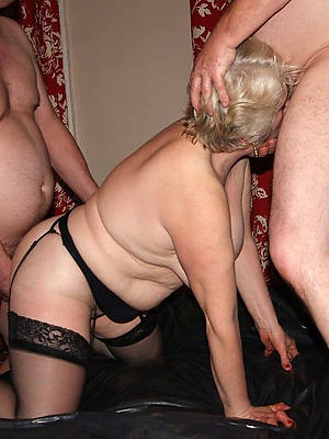 porn pics of full-grown wife threesome