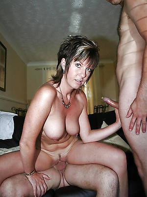 sexy hot mature wife triple