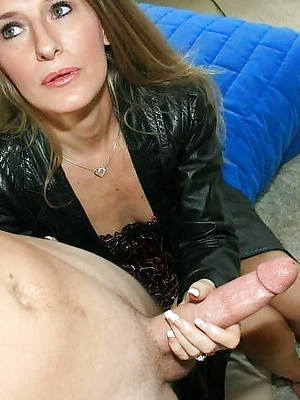 mature handjob porn video download